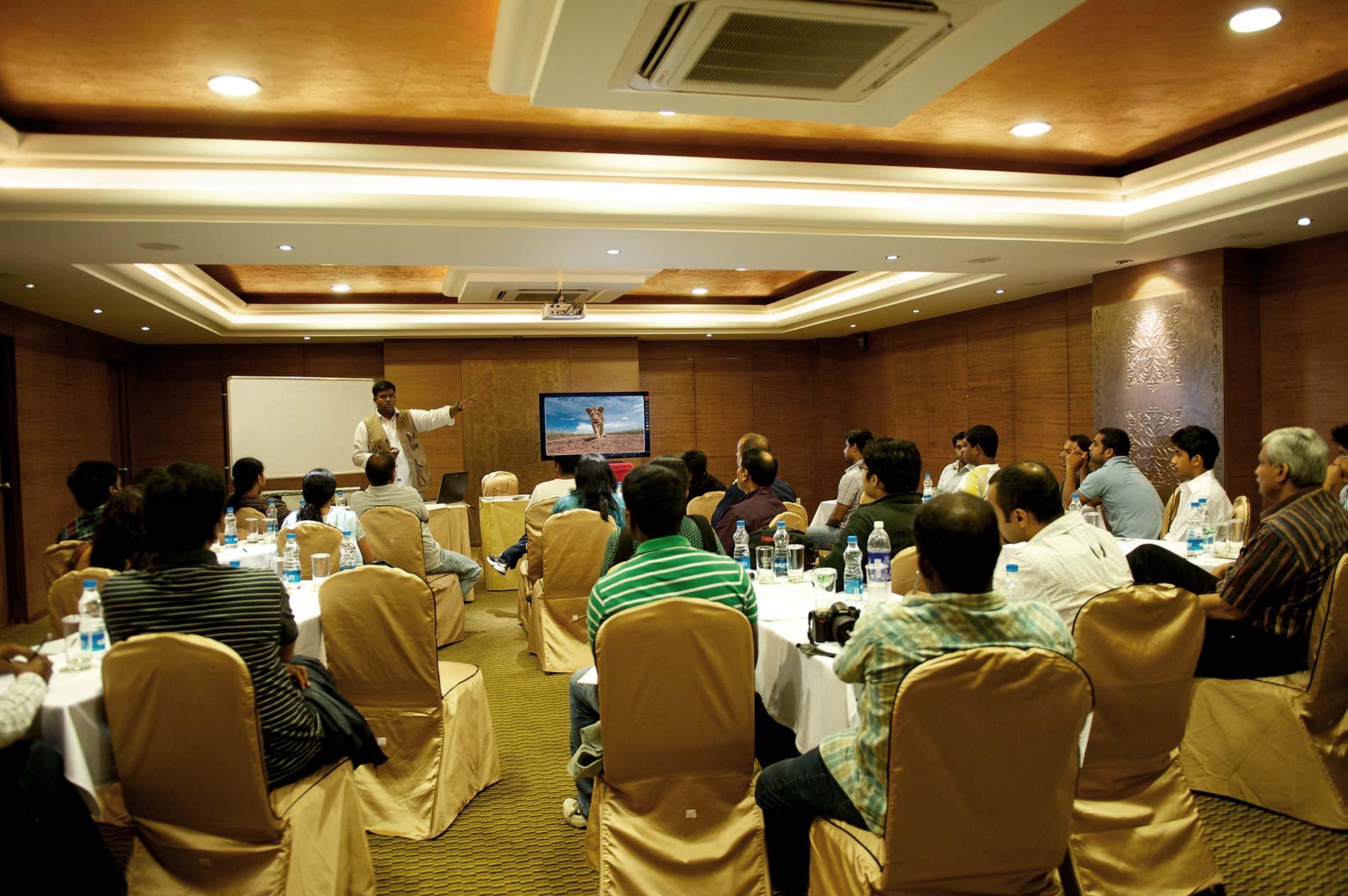 Toehold Photography Workshop in Mumbai