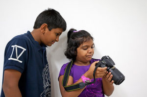 Junior Photography Workshop