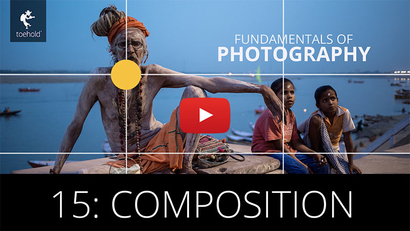 Fundamentals of Photography - Compostion