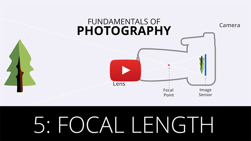 Fundamentals of Photography - Focal Length