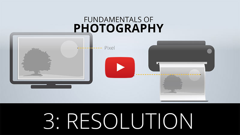 Fundamentals of Photography - Resolution