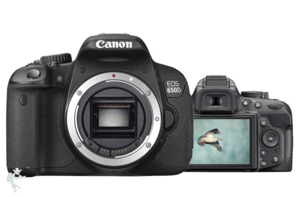 Canon 650D-for-rent