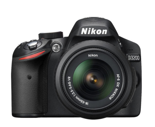 NIKON D3200 for Rent