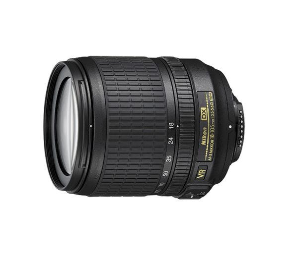 Nikon18-105VR for rent