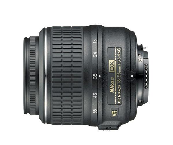 Nikon18-55VR for rent