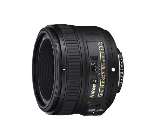 Nikon50f18 for rent