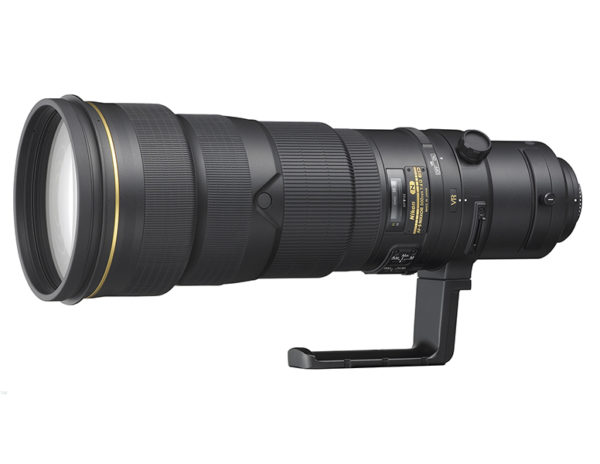 Nikkor 500 mm f/4E ED AF-S VR FL for rent