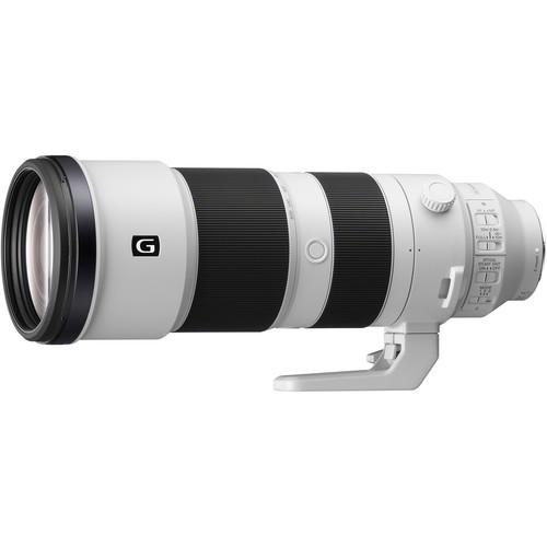 Sony FE 200-600mm f5.6-6.3 G OSS Lens for rent