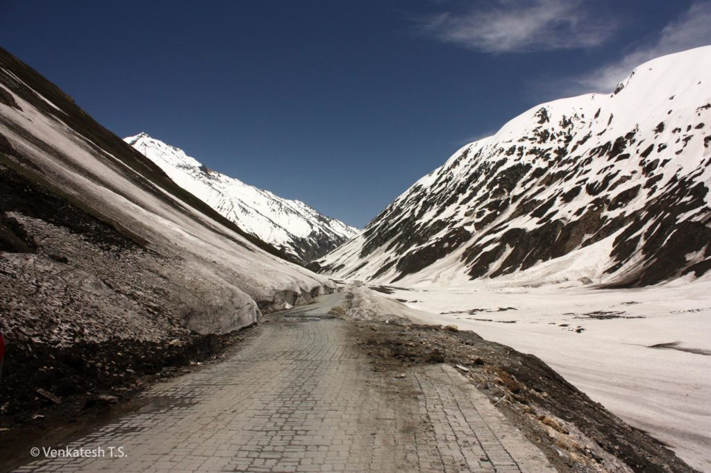 Way to Ladakh