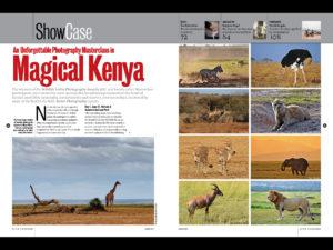 Kenya Toehold Africa