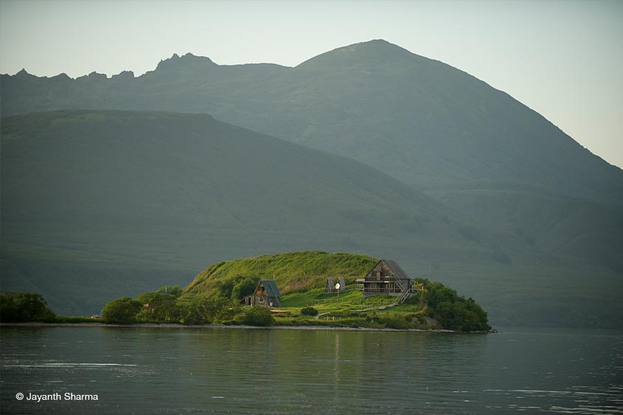 Toehold Kamchatka