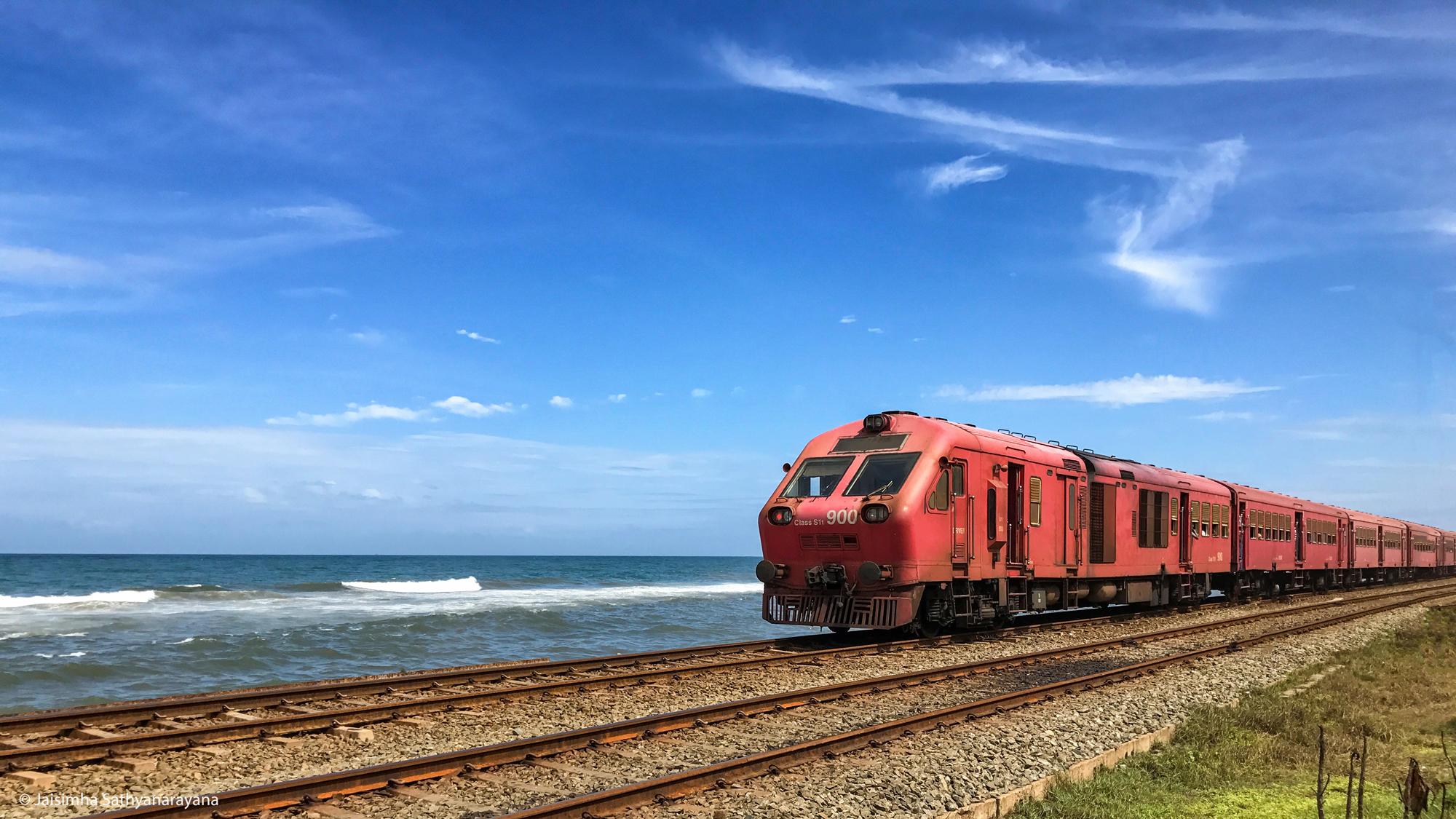 Train, © Jaisimha Sathyanarayana