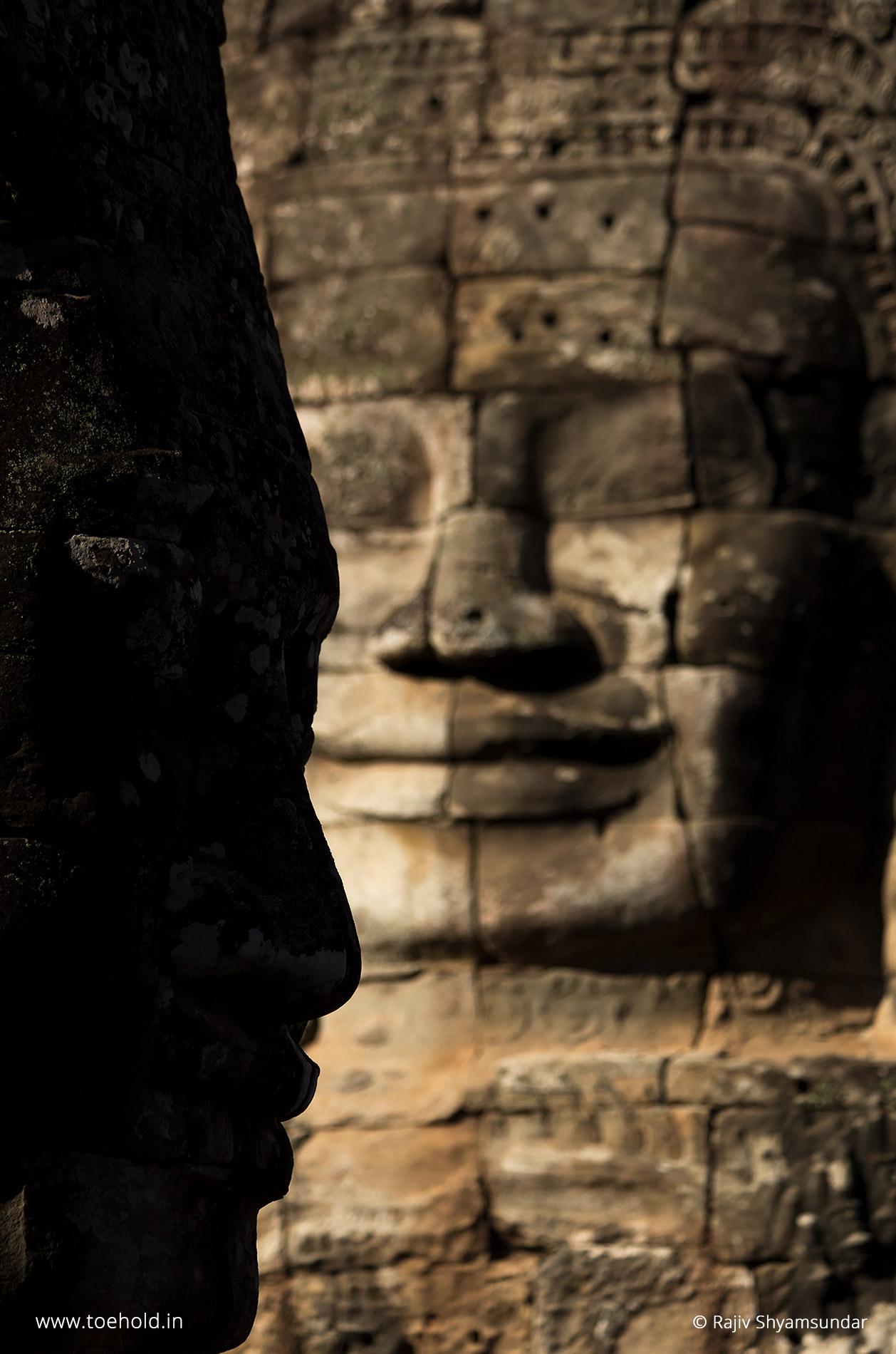 bayon angkor siemreap cambodia
