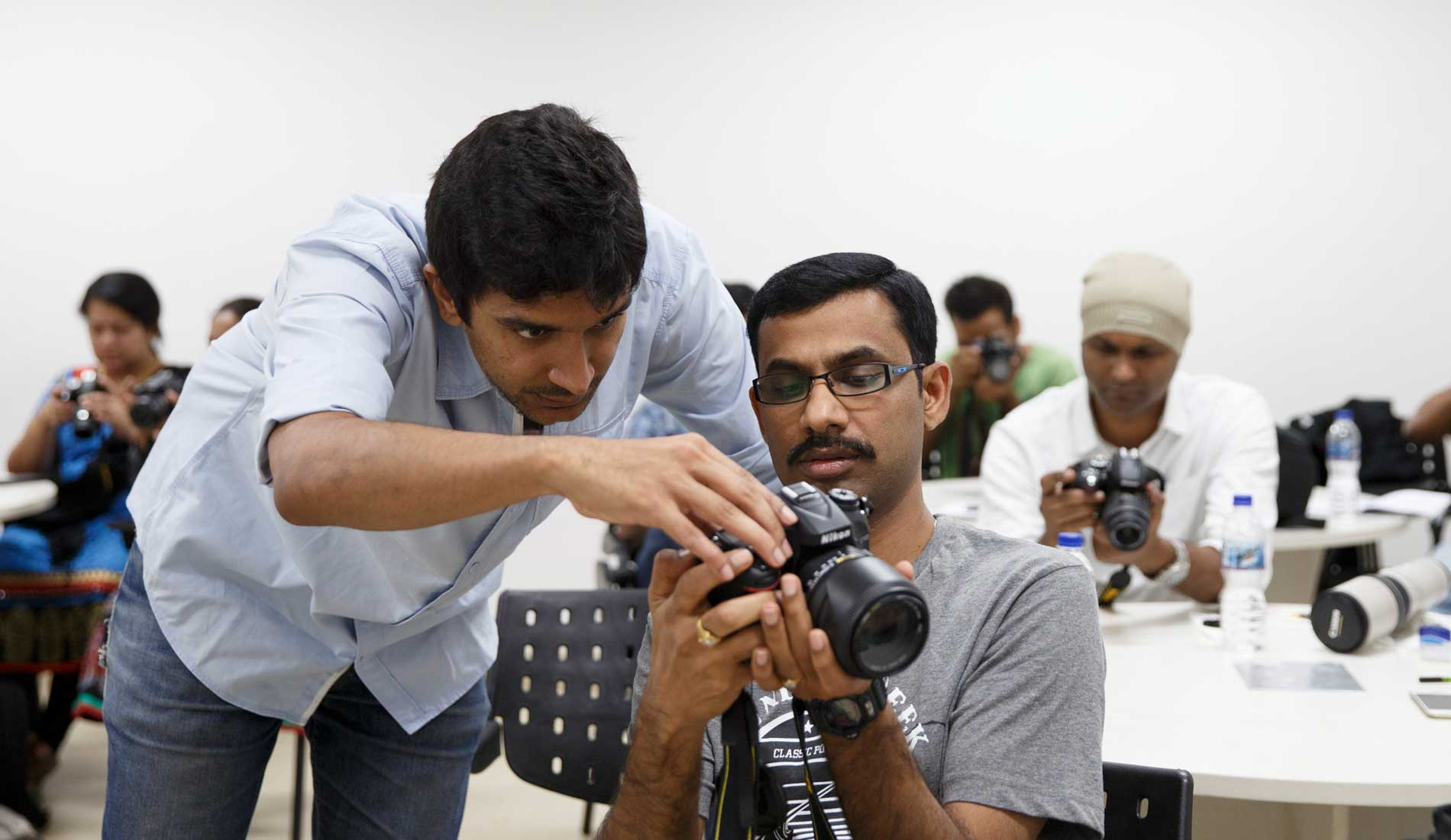 Personalized Attention on the Art and Science of Photography Workshop