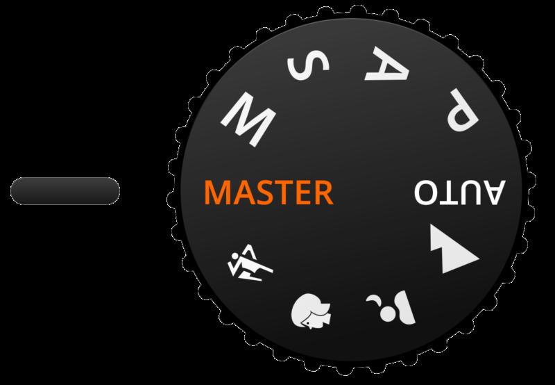 Master Mode DSLR