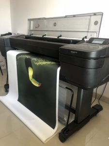 HP Z9 Printer at Toehold