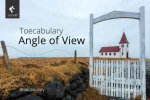 Toecabulary - Angle of view
