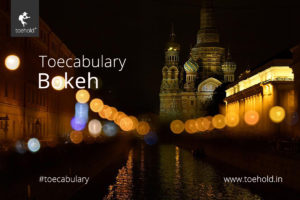 Toecabulary - Bokeh