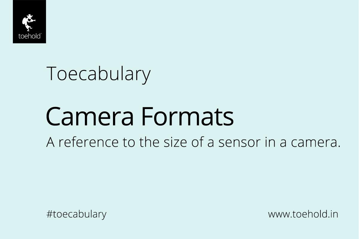 Camera formats FBPost 2021