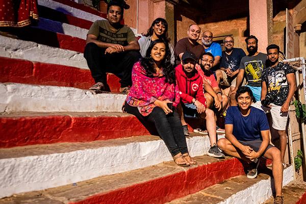 Varanasi Phototour November 18