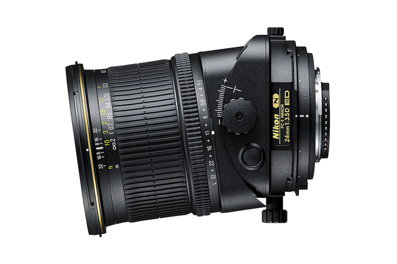 Nikon 24 mm tilt shift 2021