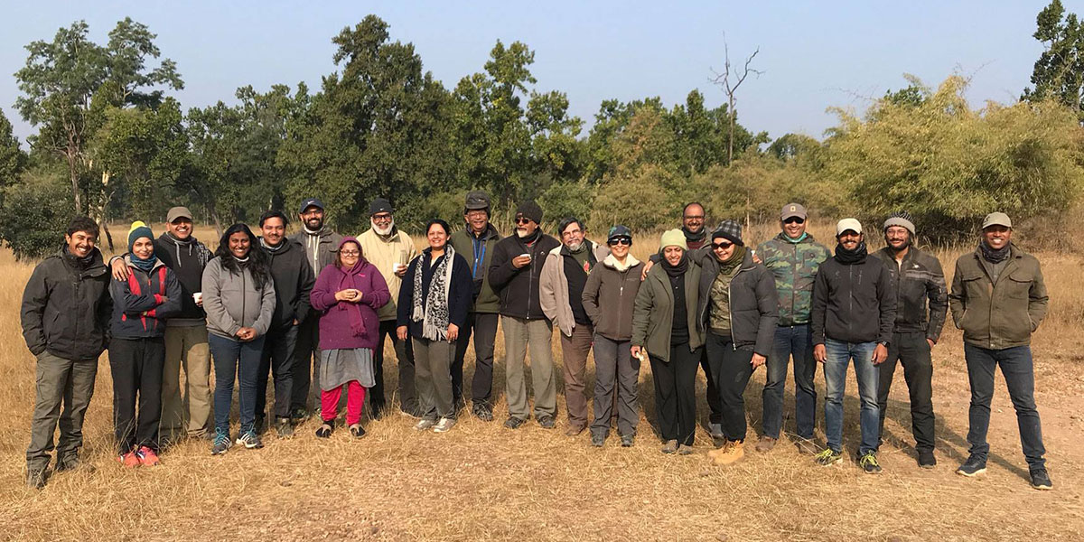 Bandhavgarh and Kanha Photo Tour December 2018