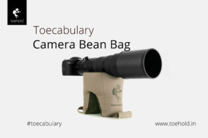 Toecabulary - Camera Bean Bag